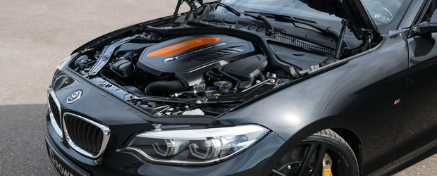 Cu nici 2.000 de euro iti poti face BMW-ul Seria 1 imbatabil. Rivalii de la Audi si Mercedes nu au nicio sansa
