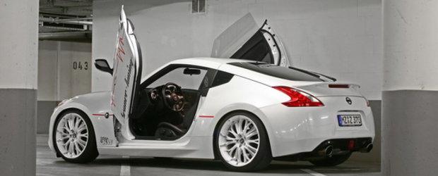 Cu Nissan-ul 370Z la modificat - Senner Tuning o face din nou!