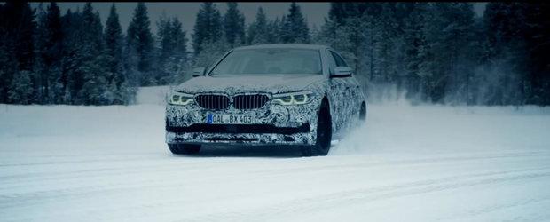 Cu noul B5 de la Alpina vei uita complet ca BMW M5 este pe drum