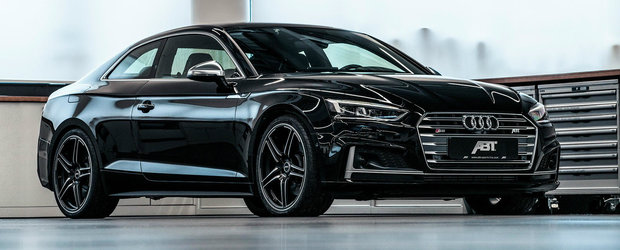 Cu noul S5 tunat de ABT vei uita complet ca Audi pregateste un viitor RS5