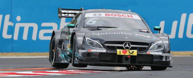 Cu o istorie de peste 20 de ani in spate, Mercedes a anuntat ca se retrage din DTM pentru a concura in Formula E
