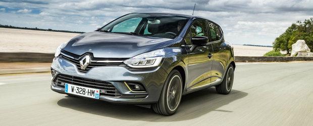 Cu sau fara faruri full-LED? Noul Clio Facelift ajunge in Romania la un pret de...