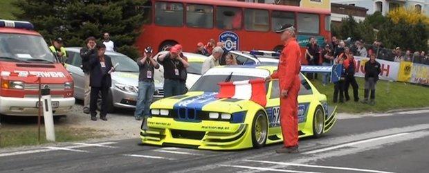 Cu Ursuletul la Coasta: BMW E30, masina perfecta pentru viteza