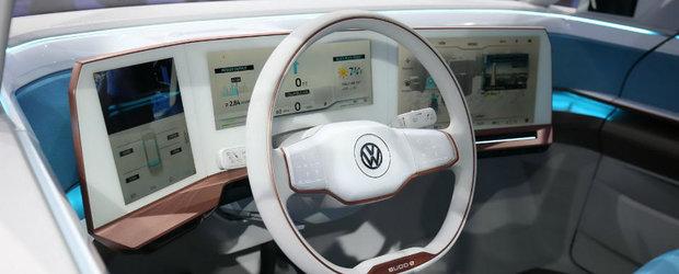 Cu viitorul sistem de infotainment de la Volkswagen iti vei putea controla casa direct din masina
