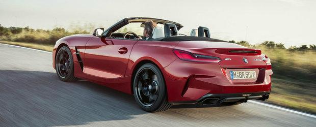 Cui nu-i plac masinile rapide? BMW lanseaza noul Z4 direct intr-o versiune M