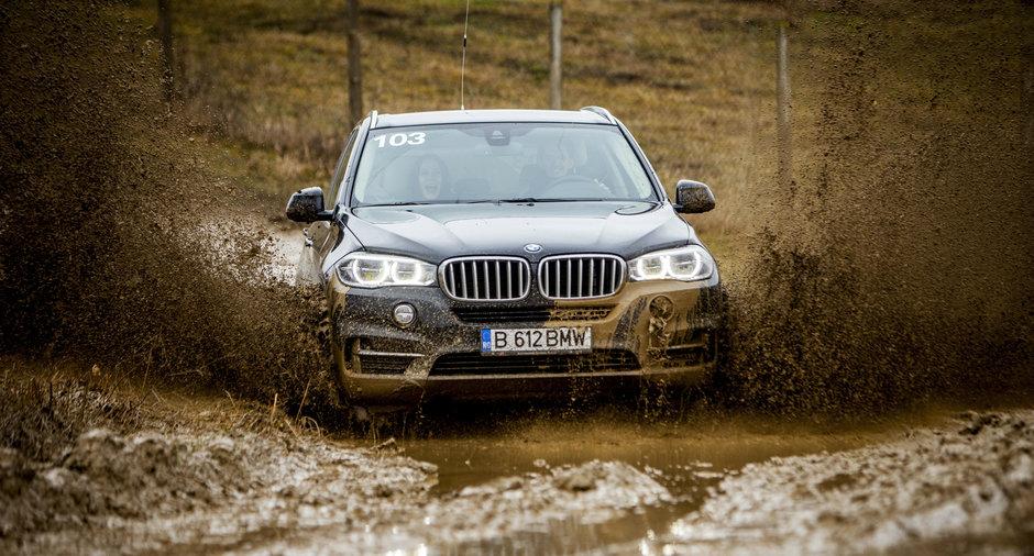 Cum a fost la BMW xDrive Offroad Experience - GALERIE FOTO
