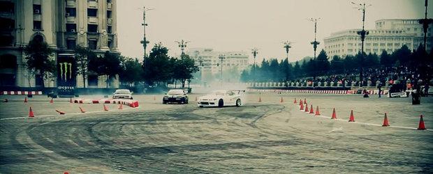 Cum a fost la Drift Grand Prix of Romania - Evenimentul prin obiectivul Marangoni UK