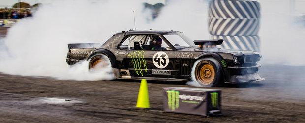 Cum a fost la Gymkhana GRiD: driftul reinventat si un festival total de motorsport