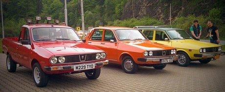 Cum a fost la intalnirea Dacia Clasic 2015 de la Brasov