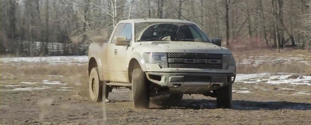 Cum a luat nastere modelul Ford F-150 SVT Raptor