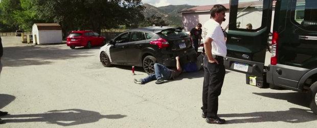 Cum a luat nastere noul Ford Focus RS, Episodul 3.