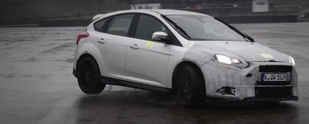 Cum a luat nastere noul Ford Focus RS, Episodul 4.