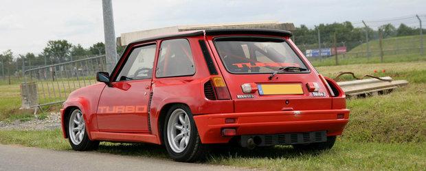 Cum a luat nastere noul Twingo, inspirat de Renault 5 Turbo