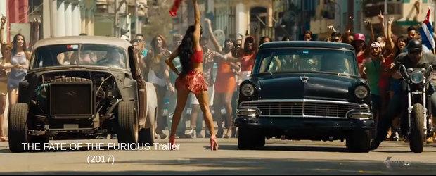 """Cum ajunge Dom sa-si tradeze propria """"familie"""". Afli raspunsul in cel mai recent trailer Fate of the Furious"""