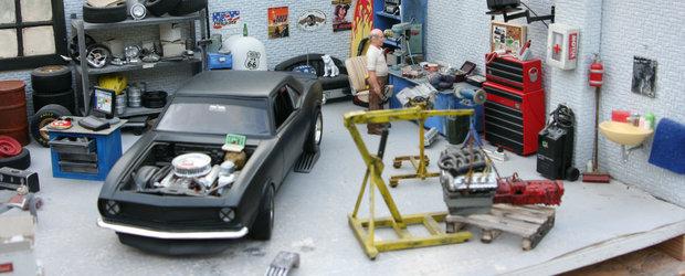 Cum arata atelierul auto perfect?