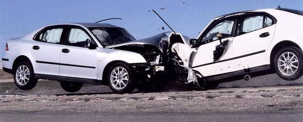Cum arata despagubirile accidentelor rutiere in Romania