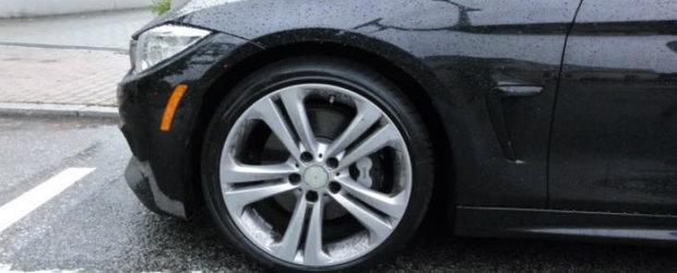 Cum arata 'in realitate' noul BMW Seria 4 Coupe