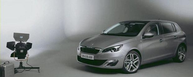 Cum arata 'in realitate' noul Peugeot 308