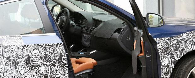 Cum arata interiorul noului BMW X4