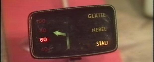 Cum arata navigatia electronica pentru masini in anii '70