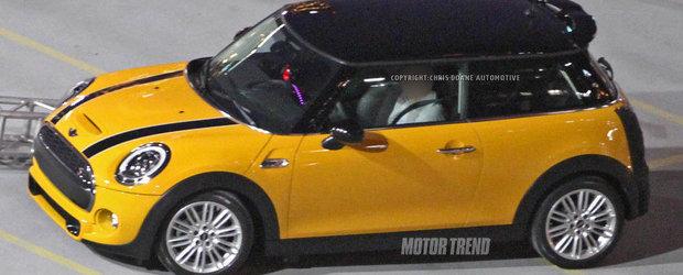 Cum arata noile Mini Cooper si Mini Cooper S