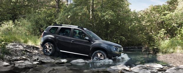 Cum arata noua Dacia Duster Facelift. GALERIE FOTO si VIDEO in articol.