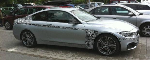 Cum arata noul BMW Seria 4 Coupe