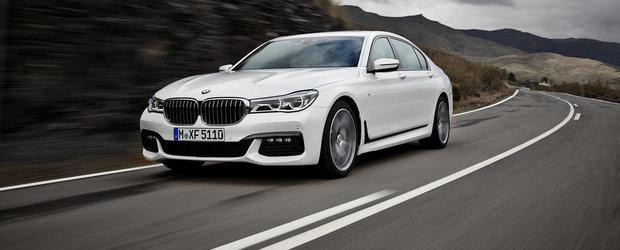 Cum arata noul BMW Seria 7. GALERIE FOTO si VIDEO in ARTICOL.
