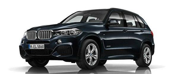 Cum arata noul BMW X5 in versiunea M Sport