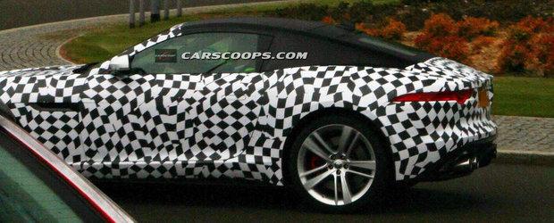 Cum arata noul Jaguar F-Type Coupe
