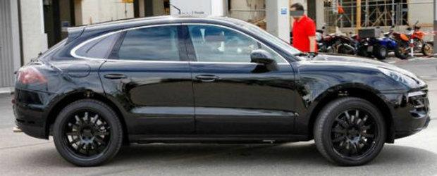 Cum arata noul Porsche Macan