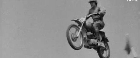 Cum arata o cursa de motocross din Bucuresti in 1969