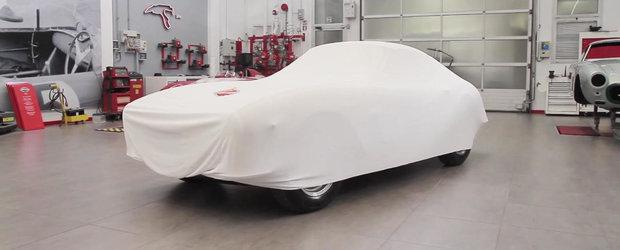Cum arata restaurarea unui Ferrari de peste 15.000.000 de Euro