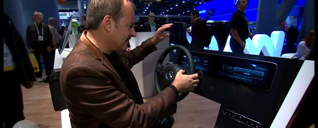 Cum arata si cum pot fi setate ecranele noului Mercedes E-Class