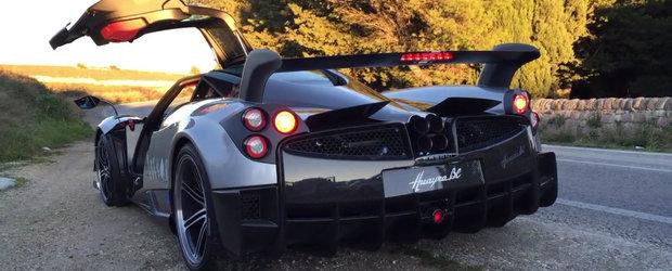 Cum arata si suna pe viu o masina sport de 2.3 milioane euro