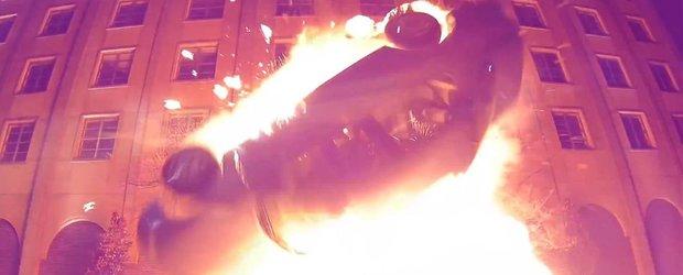 Cum au fost realizate cascadoriile din Fast and Furious 7: scene inedite!