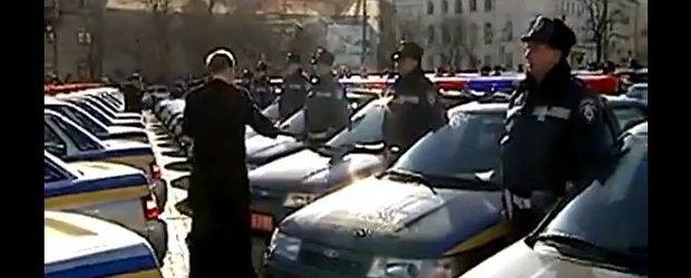 Cum e binecuvantata Politia Rutiera din Rusia - tine-te bine!