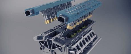 Cum functioneaza motorul fara axe cu came la care Koenigsegg lucreaza