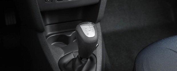 Cum functioneaza prima cutie automata de pe Dacia, numita Easy-R