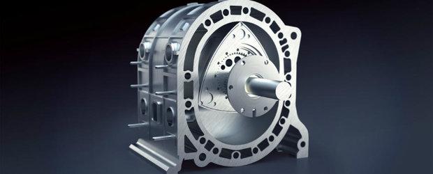 Cum functioneaza un motor rotativ fara pistoane?