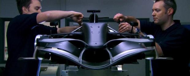 Cum ia nastere un monopost de Formula 1, Episodul 1