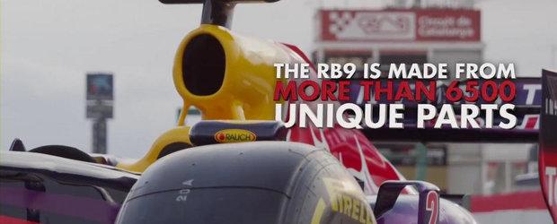 Cum ia nastere un monopost de Formula 1, Episodul 3