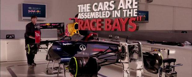 Cum ia nastere un monopost de Formula 1, Episodul 4