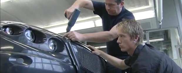 Cum isi camufleaza BMW masinile inainte sa le scoata in teste