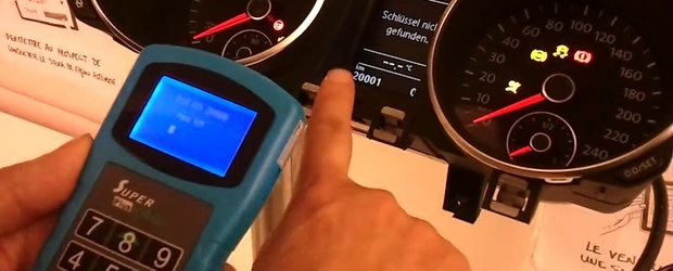 Cum poti da kilometrajul masinii inapoi in doar 10 secunde