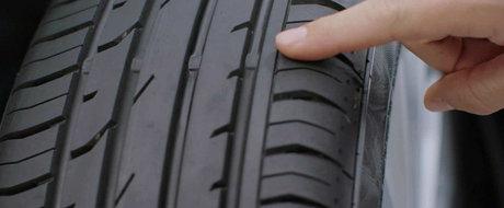 Cum putem lua o amenda de 725 de lei cand politistul ne verifica rotile, chiar daca avem anvelope de iarna pe masina?