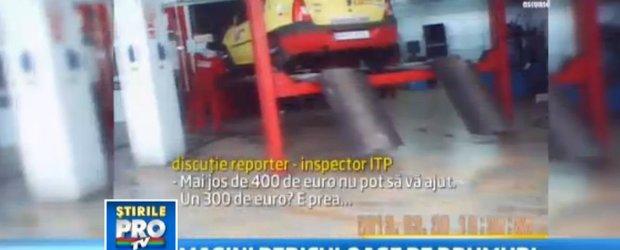 Cum sa iei un ITP fara sa te duci cu masina, varianta de Bucuresti
