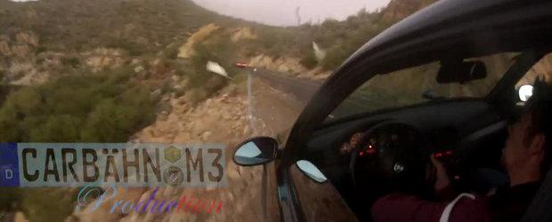 Cum sa NU conduci un BMW M3