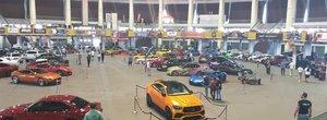 Cum sa NU faci un eveniment auto: European Car Festival