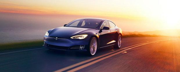 Cum sa nu iubesti Tesla? Urmatorul update ii va permite noului P100D sa atinga 96 km/h in numai 2.4 secunde
